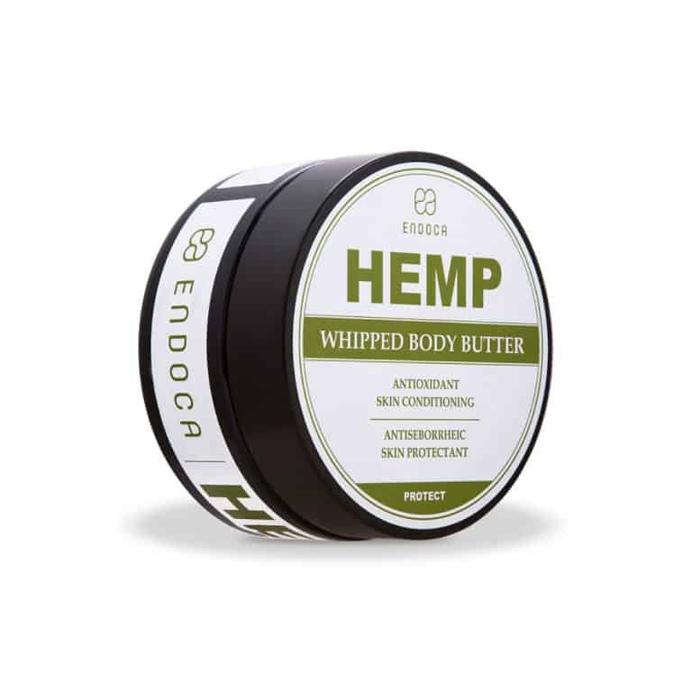 Endoca CBD Hemp Whipped Body Butter