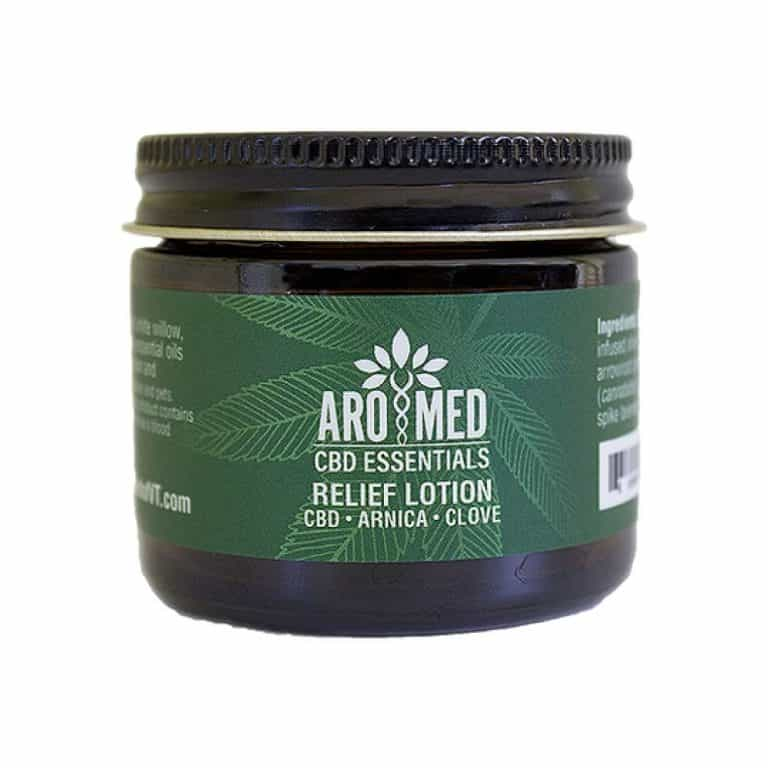 Shop AroMed CBD Relief Lotion