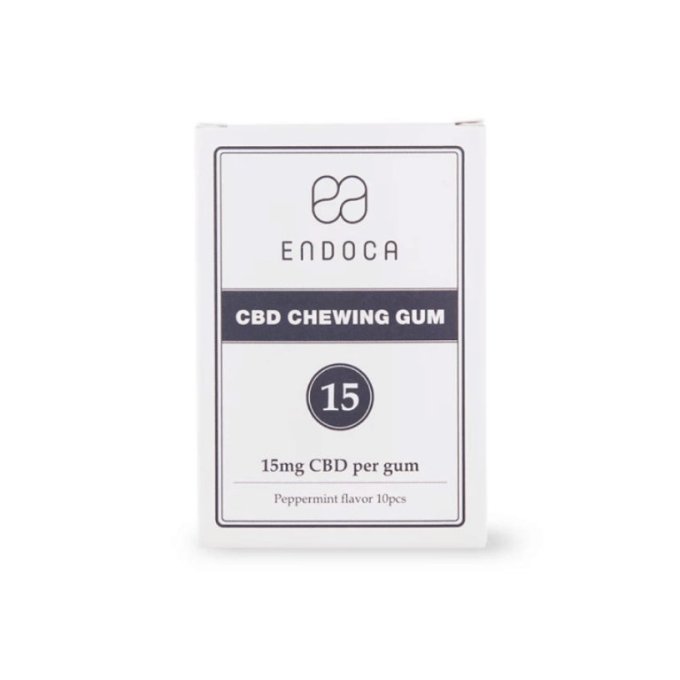 Endoca CBD Chewing Gum