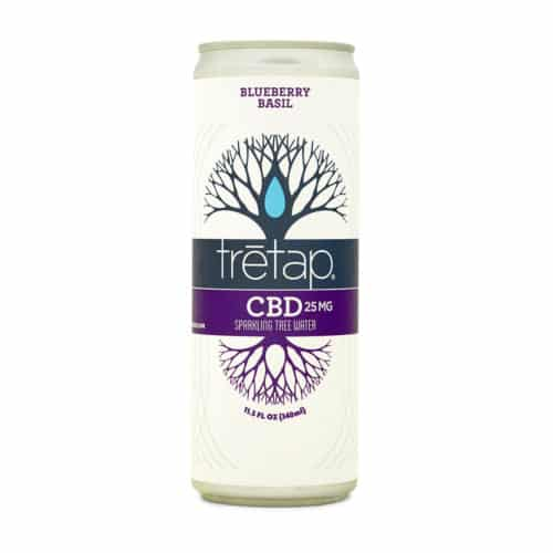 Buy CBD infused, organic, sparkling tree water